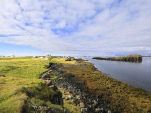 Flatey Iceland