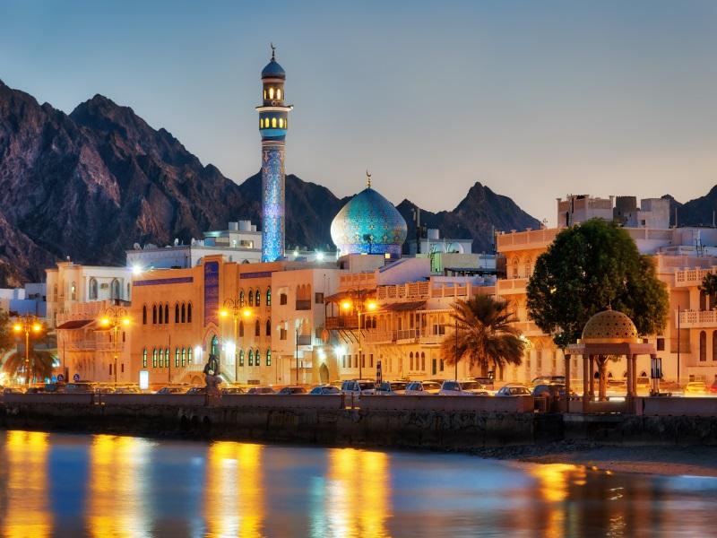 Oman Fly Cruise