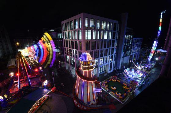 Aberdeen Christmas Village