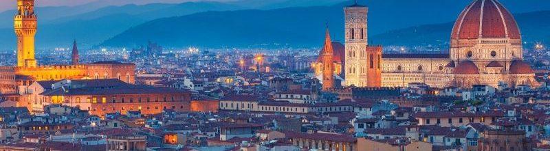 Verona, Venice & Florence