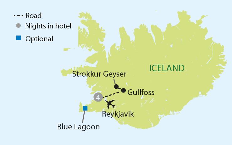 Icelandic Splendours – Leisurely Touring