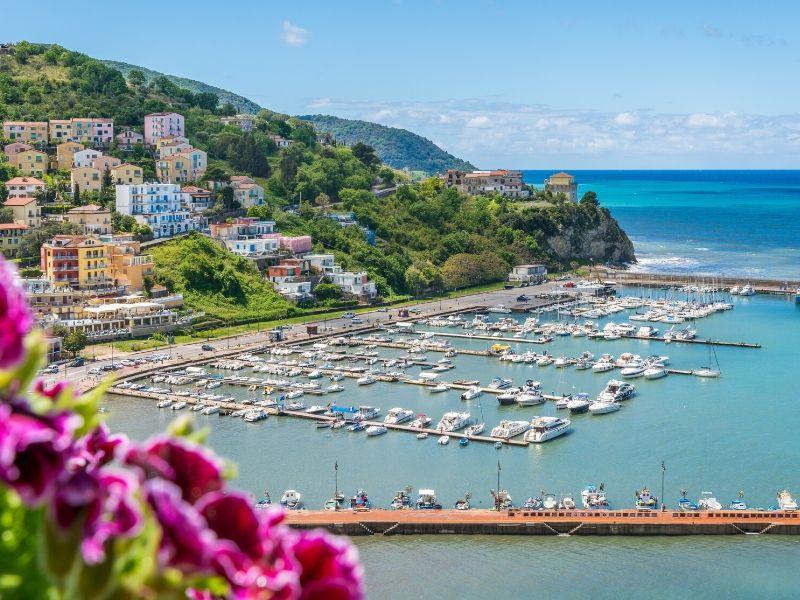 Italy Cilento Coast