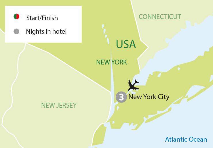 New York Solo Tour