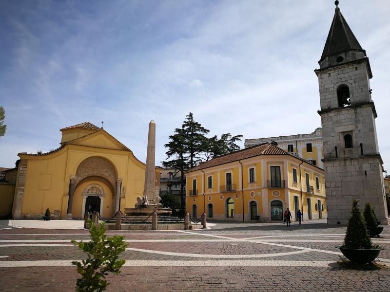 Santa Sofia Benevento