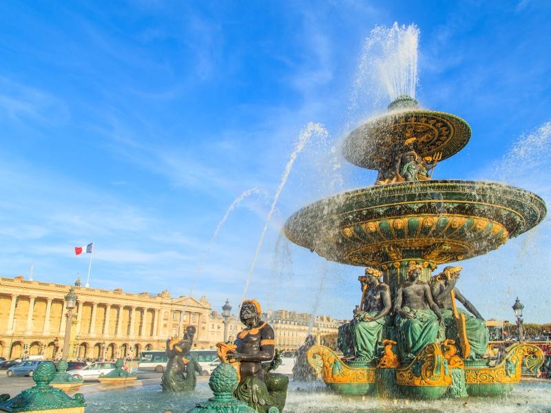 Fountains de Concorde