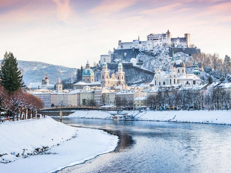 Christmas Danube