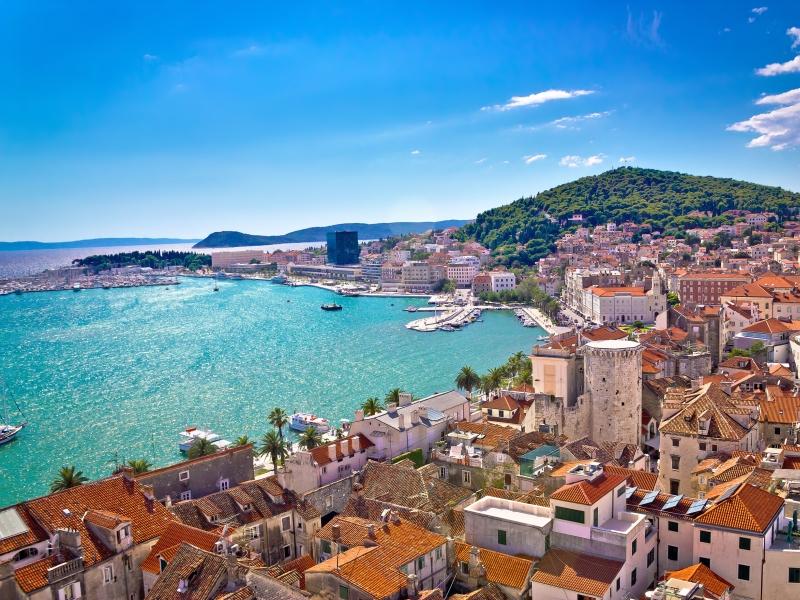 Spilt Croatia