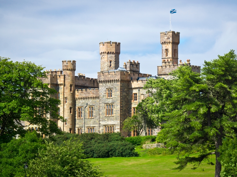 Lews Castle and Museum