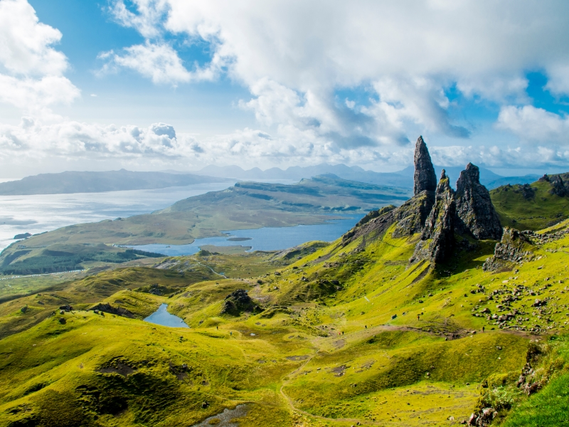 The Storr Skye