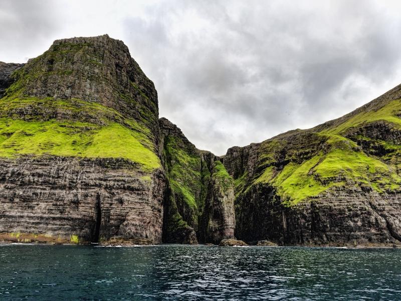 Vestmanna Cliffs.