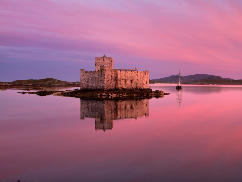 Kismiul Castle