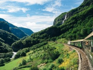 Flamsbana Railway Line