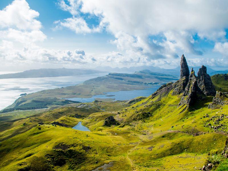 The Storr Skye