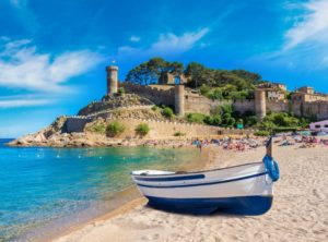 costa brava light and relaxed
