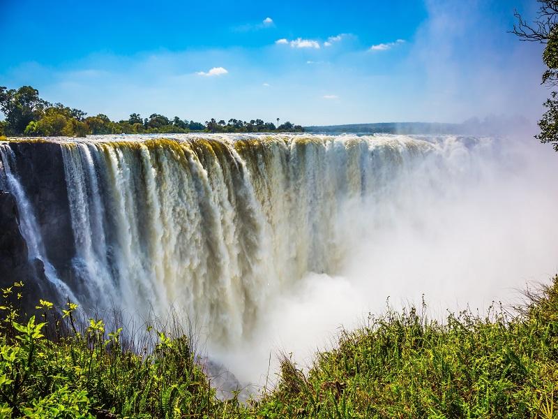 Victoria Falls, Botswana Safari & Cape Town