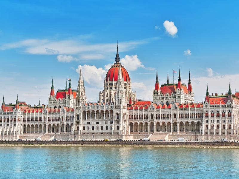 Budapest, Danube