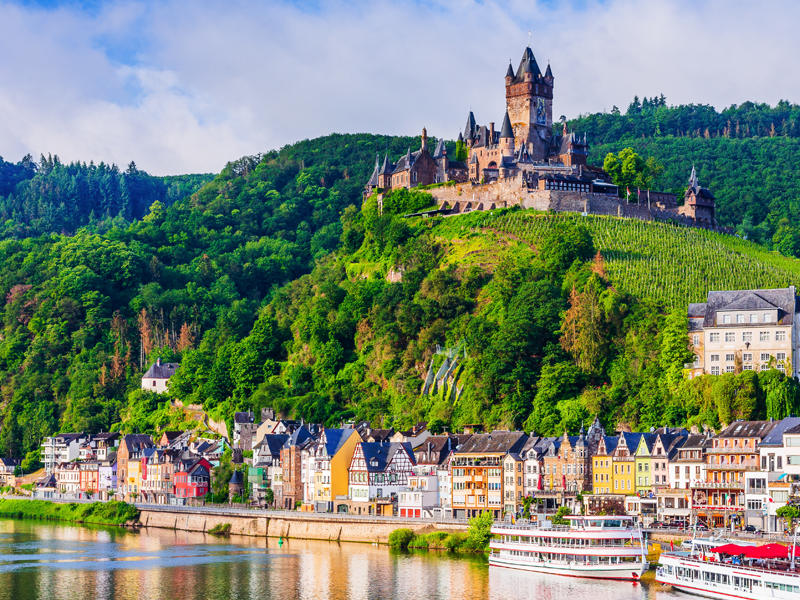 Cochem, Moselle