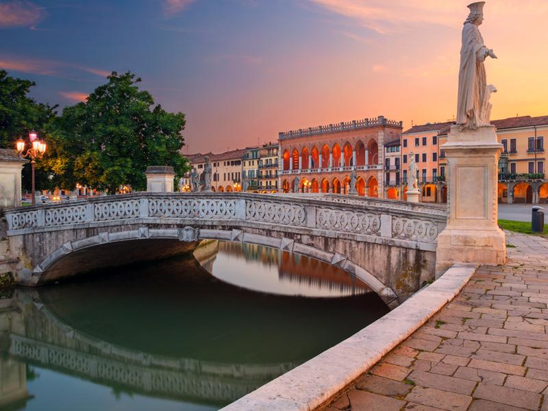 Hidden Italy - Padova, Vicenza & Mantova