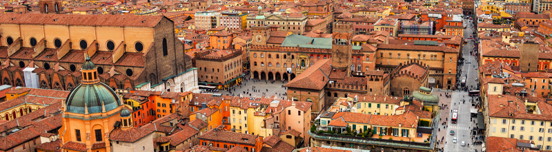 Bologna, Parma & Ravenna