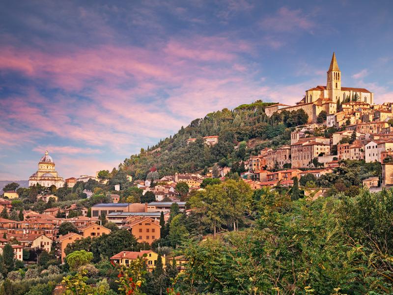 Umbria, Perugia & Assisi