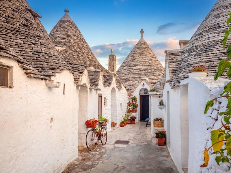 Puglia, Leece & Vieste