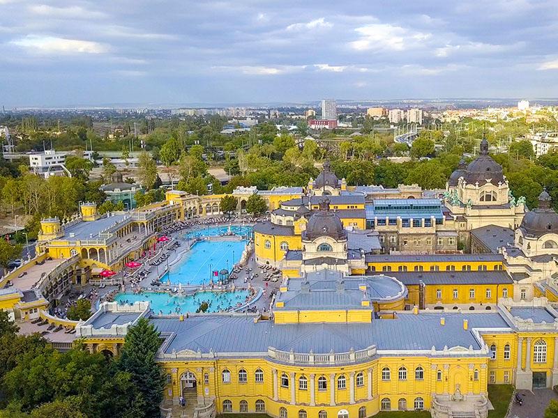 Gellert Bath