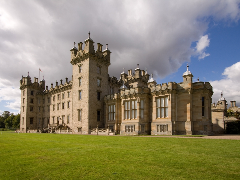 Historic Houses of the Scottish Borders