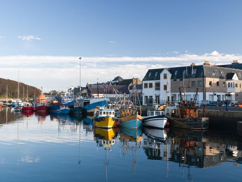 Stornoway British Isles Cruise
