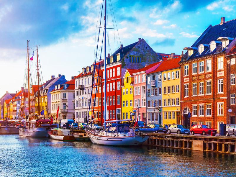 Denmark cruise from Rosyth