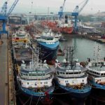 Fire at Indonesian maritime yard kills five