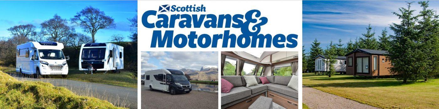 Scottish Caravans & Motorhomes Banner Image