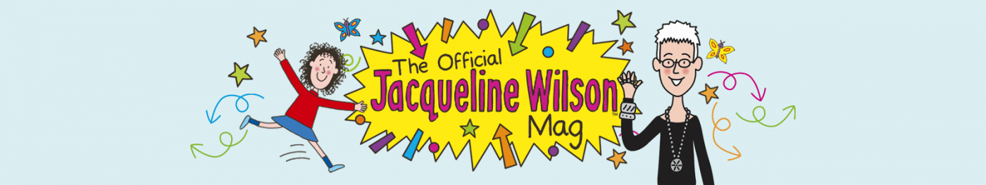 The Official Jacqueline Wilson Mag