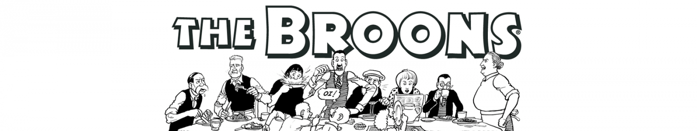 The Broons Banner