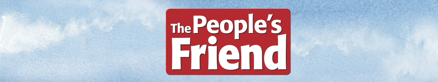 The People's Friend Banner Image