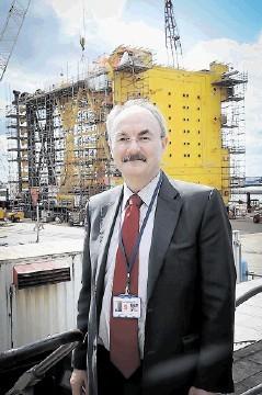 PAUL THOMSON: rebuilding SLP Engineering
