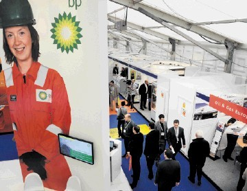 MAJOR GLOBAL SHOWCASE: Some 1,421 companies were present at the   previous  event in 2009