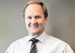 Frode Linge: former Shell man