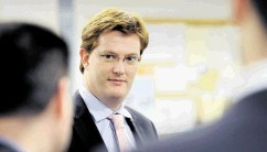 November: Danny Alexander explained why Holyrood would not get further devolved powers for the oil and gas industry