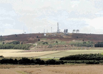 Mormond Hill