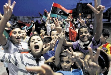 PRESSURE POINT: The revolution in Libya is one of a number of shocks to challenge the oil industry