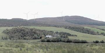 How the Daviot windfarm plan will look
