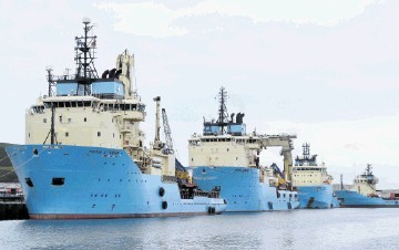 Supply vessels