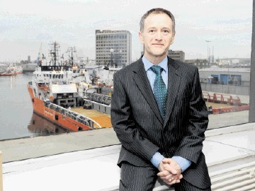 Mike Tholen of Oil and Gas UK