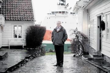 Martin Munro, partner for KPMG in Stavanger, Norway