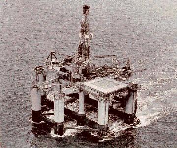 REBIRTH: North Sea veteran Ocean Voyager as built