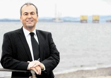 Global Energy Group executive chairman Roy MacGregor