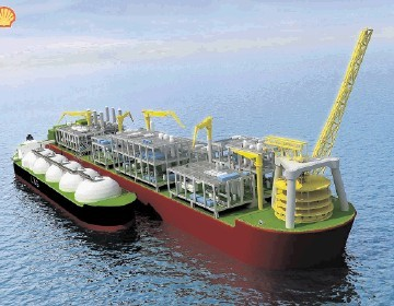 WINDS OF CHANGE: Might the demand for liquefied natural gas production ships