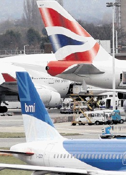 AIR ACQUISITION: BA parent IAG is to take over BMI's mainline operation