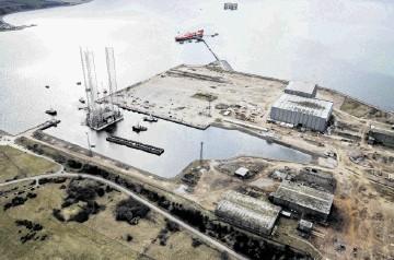 Global Energy Group's Nigg Energy Park