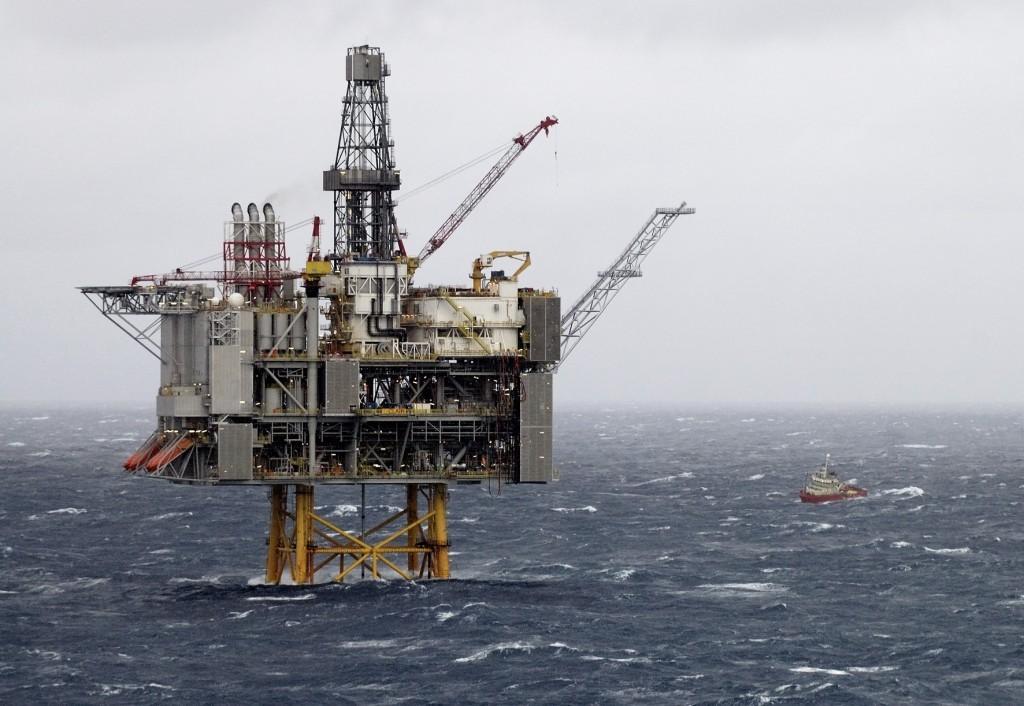 West of Shetland oil